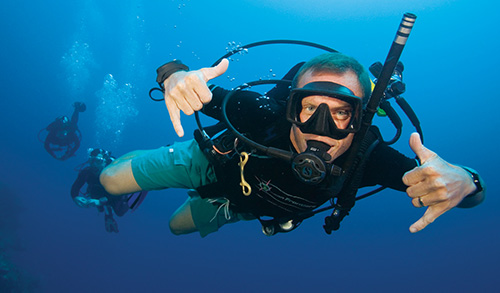 Dive Scuba Review