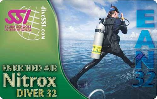 SSI Nitrox Specialty