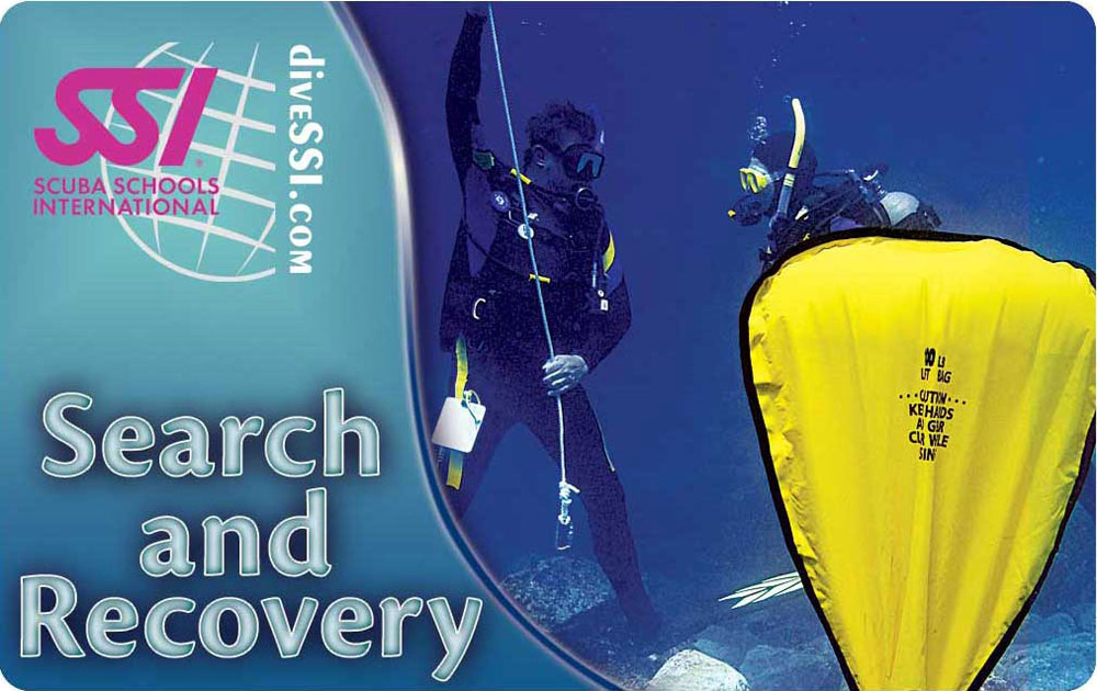 SSI Search Recovery Specialty