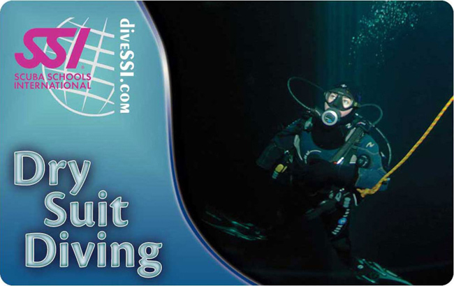 SSI Specialty Dry Suit